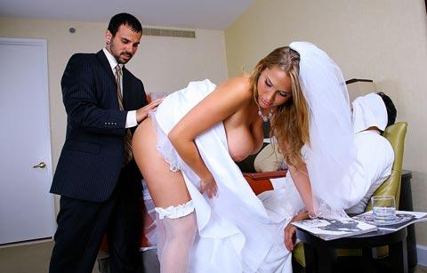 Mi gran porno de bodas regordetas