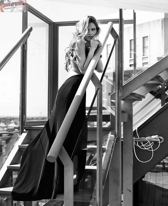 Vanesa Romero en la revista Babylon Magazine - foto 5