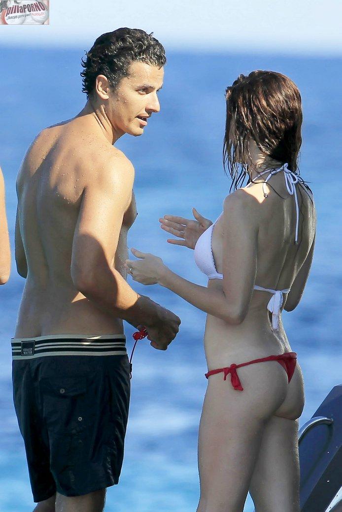 Paz Vega en Ibiza con un bikini super sexy - foto 5