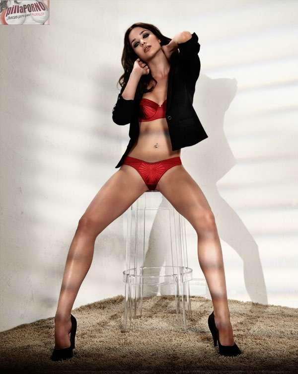 Dafne Fernandez portada de FHM octubre - foto 2