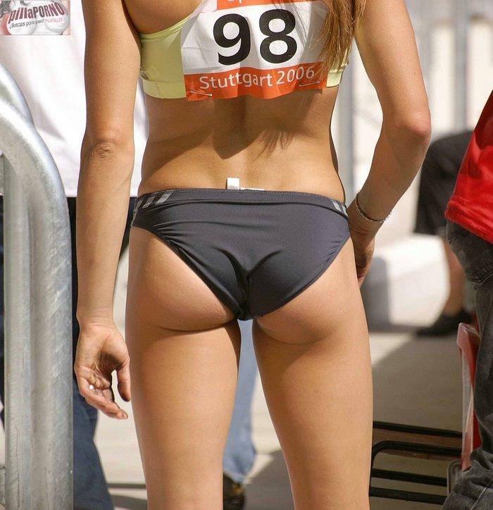 La saltadora de pertiga Yelena Isinbayeva - foto 1