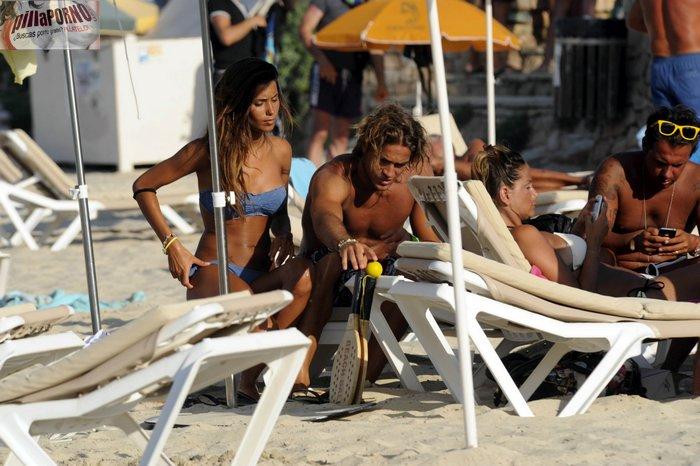 Federica Nargi: cameltoe y culazo en Formentera - foto 15