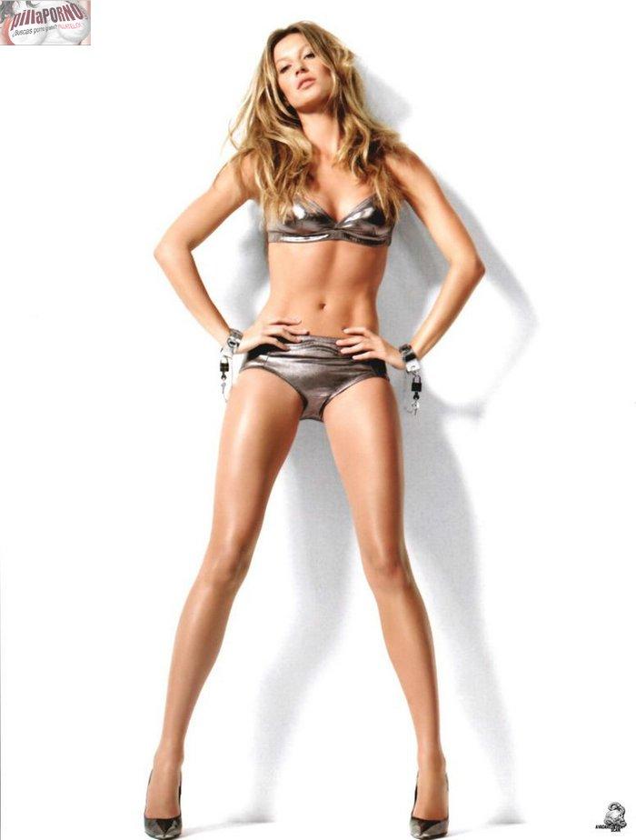 Censuran un anuncio de Gisele Bundchen en lenceria - foto 2