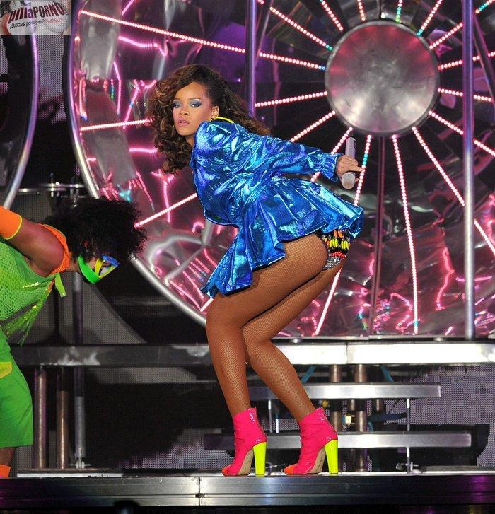 Las fotos del concierto de Rihanna en Belfast - foto 2