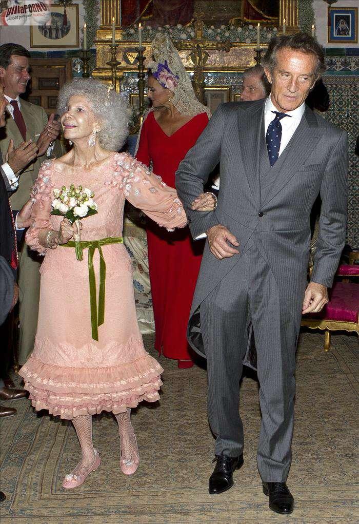 La duquesa de Alba, se casa - foto 3