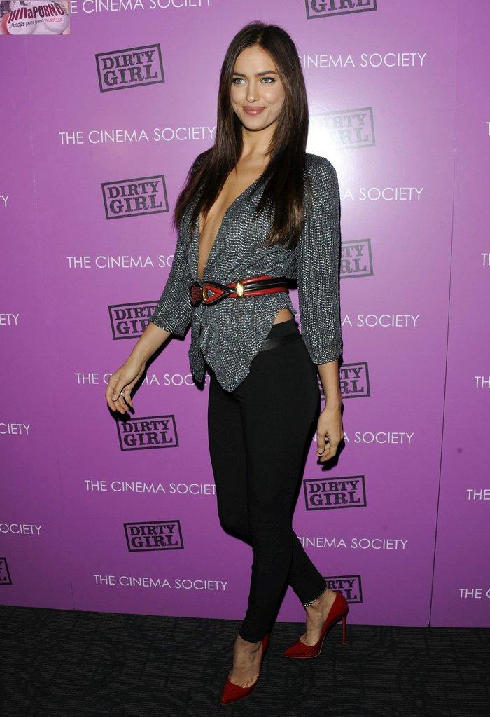 Irina Shayk en la premiere de Dirty Girl - foto 4