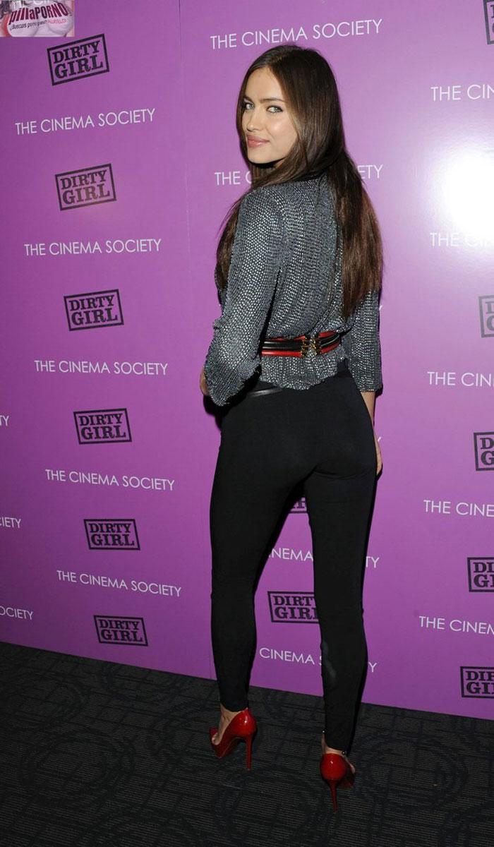 Irina Shayk en la premiere de Dirty Girl - foto 6