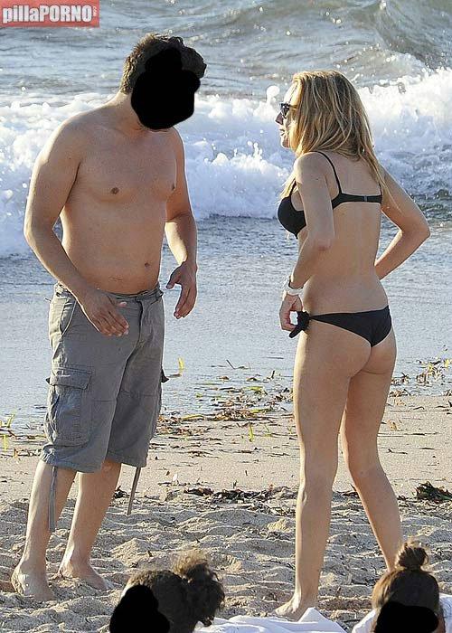 El culito de Berta Collado en las playas de Ibiza - foto 3