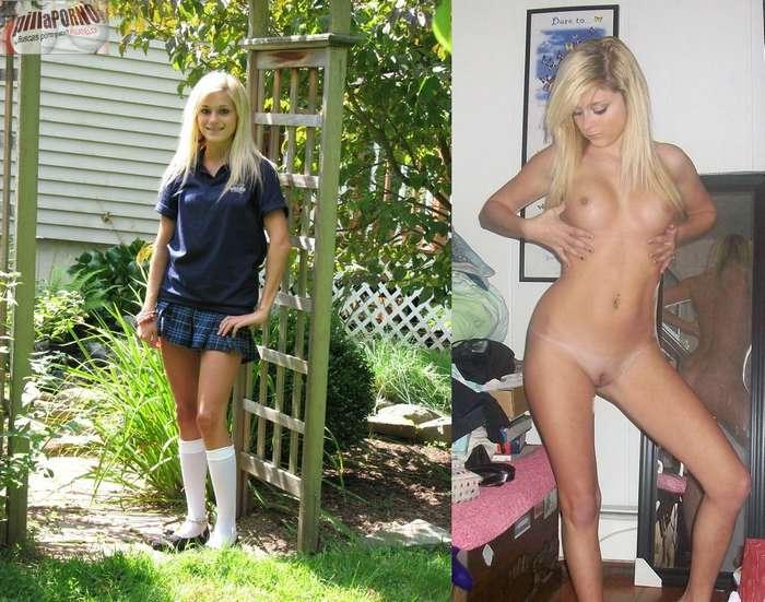 Os gustan mas vestidas o desnudas ? - foto 5
