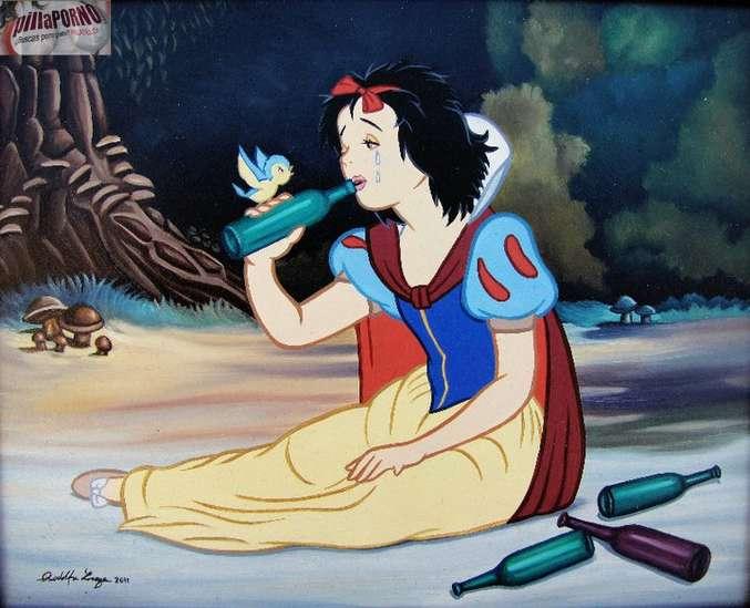 Lo que Disney no nos dejó ver ... - foto 9