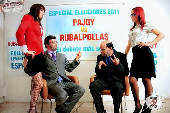 Rubalpollas o Pajoy: el debato vetado por la TV - foto 10