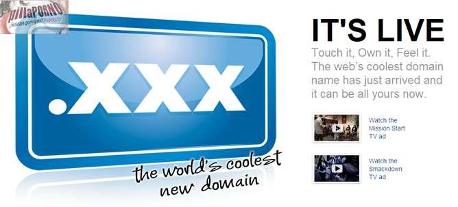 Ya se pueden comprar los dominios .xxx - foto 1