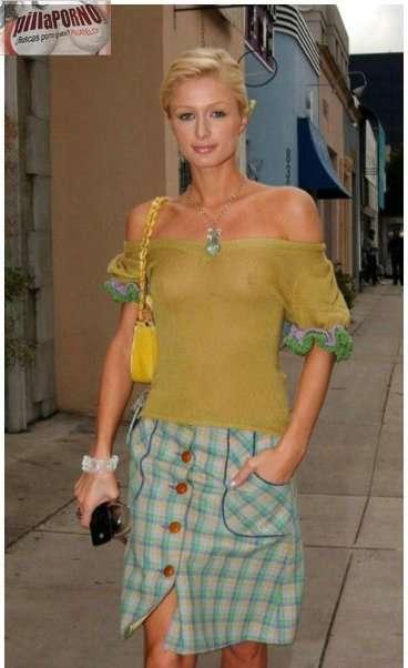 Recordando algunos descuidos de Paris Hilton - foto 11