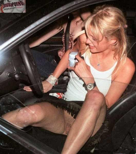 Recordando algunos descuidos de Paris Hilton - foto 12