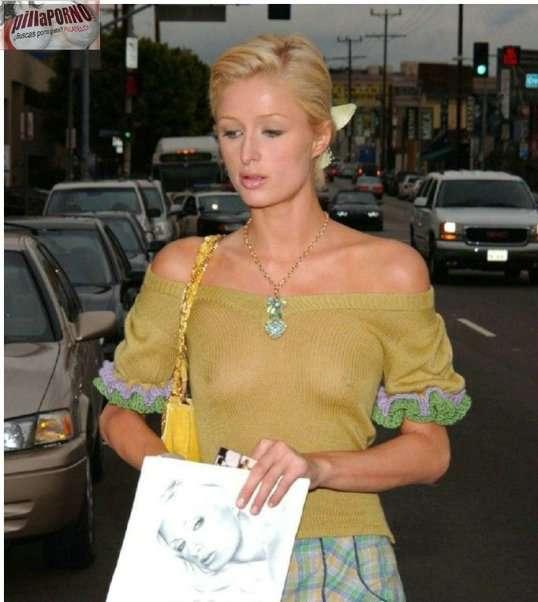 Recordando algunos descuidos de Paris Hilton - foto 13