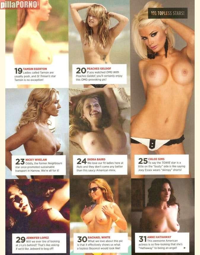 Los 101 mejores topless de famosas - foto 5