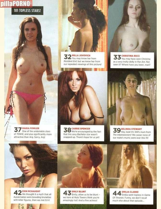 Los 101 mejores topless de famosas - foto 6