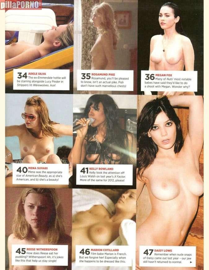 Los 101 mejores topless de famosas - foto 7