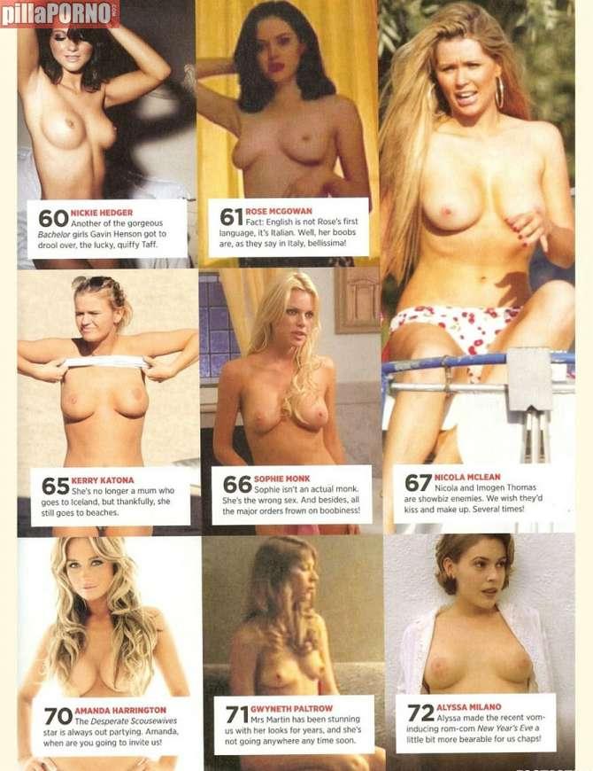 Los 101 mejores topless de famosas - foto 10