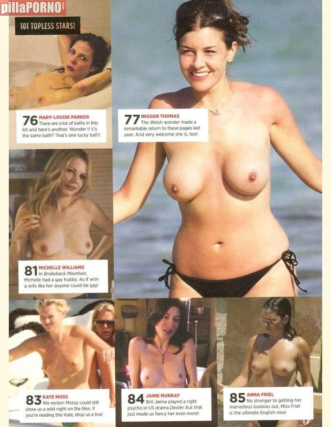 Los 101 mejores topless de famosas - foto 12