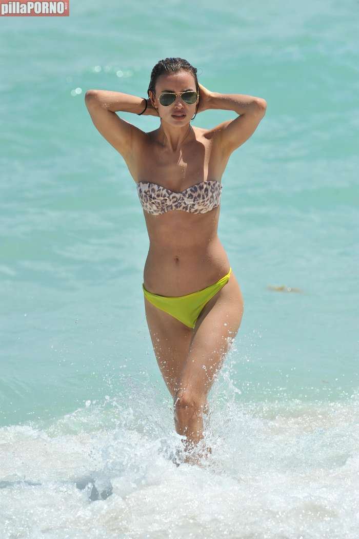 Irina Shayk, la novia de CR7 - foto 6