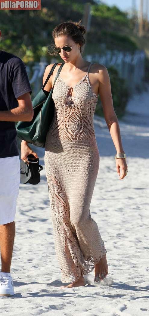 Irina Shayk, la novia de CR7 - foto 13