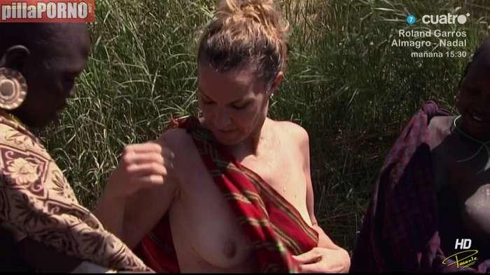 Las concursantes de 'Perdidos en la tribu' - foto 4
