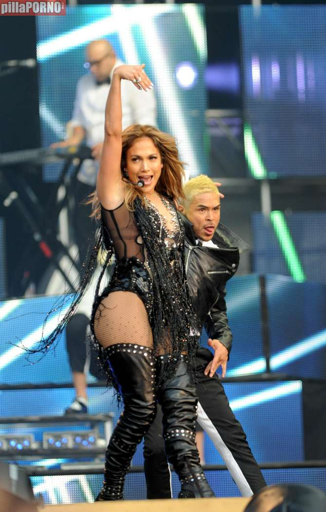 Jennifer Lopez, espectacular en Londres - foto 5